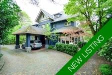 Shaughnessy House for sale:  8 bedroom 12,859 sq.ft. (Listed 2020-01-03)